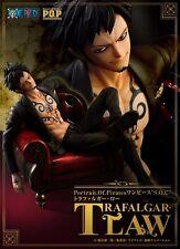 One Piece - Trafalgar Law - Excellent Model - Portrait of Pirates SOC - 1/8