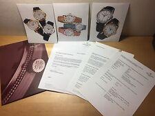 Press Release PATEK PHILIPPE - Calatrava - Ref. 5107 & 5117 & 4905 - Español