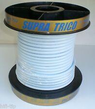 Supra Cables Trico Digital Kabel  75 Ohm Audio und Video Kabel  Meterware