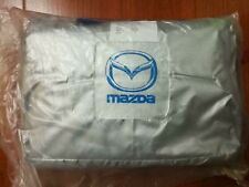 New CX-8 Full Car Body Covers Mazda CX8 Silver Coat Waterproof Body Protect