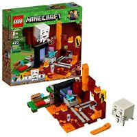 LEGO® Minecraft™ - The Nether Portal 21143 470 Pcs