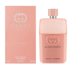 Gucci Guilty Pour Femme LOVE EDITION 3.0oz-90ml EAU DE PARFUM Spray *NEW* (IA09