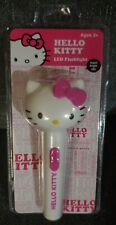 HELLO KITTY SUPER BRIGHT LED FLASHLIGHT BRAND NEW SANRIO FREE SHIPPING