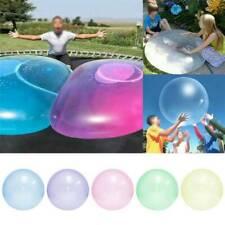 120cm Bubble Ball Aufblasbarer Riesenball Riesenblase Spielzeug Gummi geschenke
