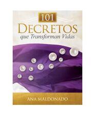 101 decretos que transforman vidas