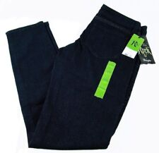 Womens Wrangler Rock 47 Santa FE Dark SKINNY Ultra Low Rise Jeans Sz 9 X 33