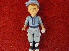 McDonalds Happy Meal Madame Alexander Baseball Player Doll Baseball In Hand(JQ)