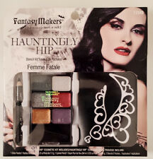 Wet N' Wild Fantasy Makers Hauntingly Hip Femme Fatale Stencil Make Up Kit