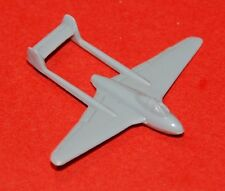 WIKING Flugzeug - De Havilland DH-100 Vampire - hellgrau - ohne Abzeichen