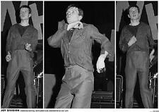 "JOY DIVISION POSTER ""IAN CURTIS 1979"""