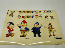 NODDY STICKER/DECAL/TRANSFER SET FOR NURSERY COT,TOYS,WALL,FURNITURE