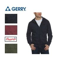 NEW! SALE! Gerry Men's Full Zip Hoodie Jacket  - VARIETY - Free Shipping E24