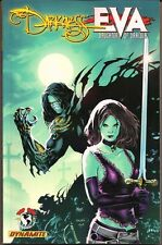 WITCHBLADE'S DARKNESS VS EVA DAUGHTER OF DRACULA DY/ TOP COW SOFT CVR GN TPB NEW