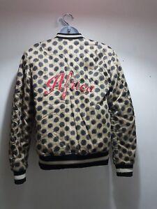 womens Isabel Marant  Etoile África Bomber Reversible jacket size 36