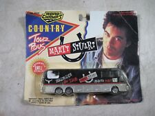 Vintage 1992 Road Champs Country Music Tour Bus Marty Stuart NOS MOC