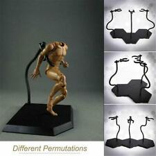 Dynamic Stand 1/6 1/9 1/12 Scale Action Figure Base Display Stand for Hot Toys