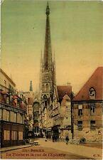 CPA Rouen-La Fléche et la rue de l'Epicerie (349073)
