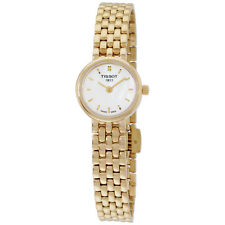 Tissot MOP Dial Rose Gold Tone Stainless Steel Ladies Watch T0580093311100