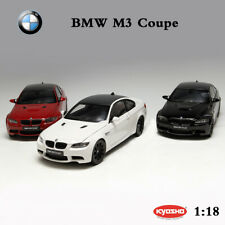 Kyosho BMW 3 Series M3 E92 Coupe 1/18 Diecast Car Model Collection New in Box