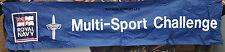 Royal Navy / Royal Marines Commando Banner / Multi Sport Challenge (A165)
