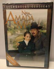 Nina...Amada Mia ~ New DVD Movie ~ 2004 Spanish Espanol Telenovela Drama Video