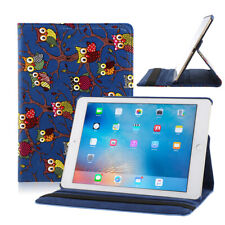For iPad Pro 9.7in 360 Rotating Stand Case Magnetic Protective Case Cover
