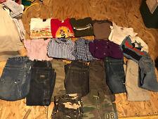 Boys Size 5 Clothong Lot 20pieces