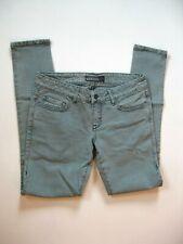 Lip Service Kill City New Blue/Grey Stretch Skinny Jeans Pants Gals 27 M/L