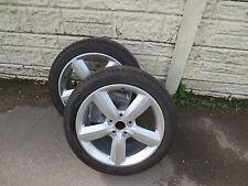 Audi A3 S3 S Line 7,5x17 ET56 Alloy C/W New Tyre Part No  8P0 601 025 AL (1x)