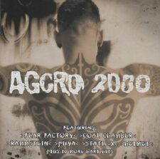 Aggro 2000 Coal Chamber, Static-X, Rammstein.. [CD]