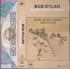 K 7 AUDIO (TAPE)  BOB DYLAN  *SLOW TRAIN COMING*