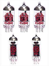 2x EL84 + 3x ECC83 JJ-Electronic VOX AC15C1 Amplifier valves Tubes Set 12AX7