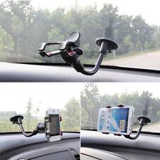 360° KFZ Auto Halter Klammern Halterung für Universal Handy iPhone Samsung