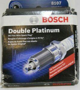 New Box(4) Bosch 8107 Spark Plug