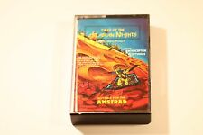 AMSTRAD 464/664/6128 TALES OF THE ARABIAN NIGHTS CASSETTE GAME