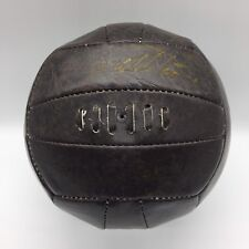 More details for rare geoff hurst martin peters england 1966 signed football + coa world cup