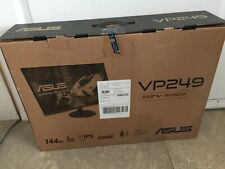 "Asus VP249QGR 23.8"" Gaming Monitor 144Hz Full HD 1920 x 1080 IPS 1ms FreeSync..."