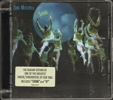 JONI MITCHELL SHINE CD 10 track BOOKLET 30 page  LUXURY JEWEL CASE