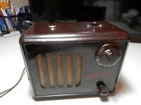 Vintage CALLSENDER Intercom Model CS-20 bakelite, powers up, USA