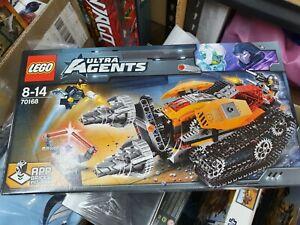 Brand New  LEGO 70168 Ultra Agents - Drillex Diamond Job  sealed