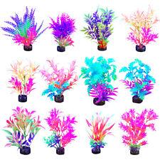 Marina iGLO Aquarium Fish Tank Fluorescent Plastic Plants 3 Sizes - 14/19/32cm