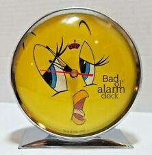 Vintage 1997 Tweety Bird Bad ol' Alarm Clock