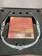 Oakley Thump White Camo 128Mb / Black Iridium Romeo Mars Ott Juliet Medusa