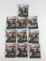 Lego 71019 The Ninjago Movie Series Minifigure - 10x Sealed Packets NEW
