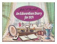Edwardian Diary by Goodall, John S. Hardback Book The Fast Free Shipping