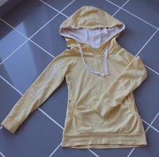 Damen  Hoodies Kangaroos Sweat-Shirt Größe 32 Gelb