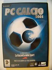 PC Calcio 2005 videogioco PC usato