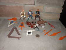 Kenner Dragonheart figure lot w King Einon & Bowen and parts