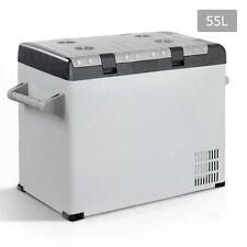 55l Portable Freezer Fridge Camping Car Caravan Boat Cooler Refrigerator