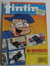 JOURNAL TINTIN N°678 Mr EDOUARD QUIPROQUO MODESTE et POMPON CUBITUS 1988